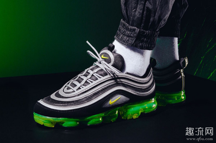 "Air VaporMax 97 ""Japan""开箱测评 Air VaporMa"